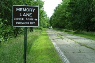 Route 66 Memory Lane